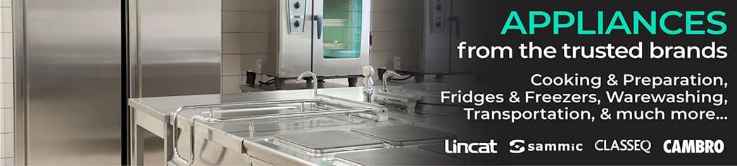 Chefs appliances