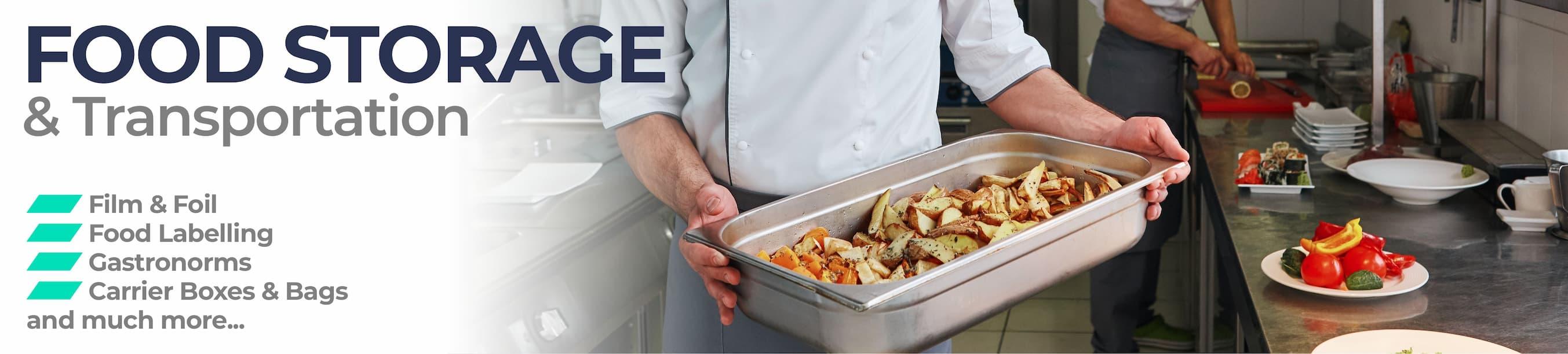 Chefs Storage