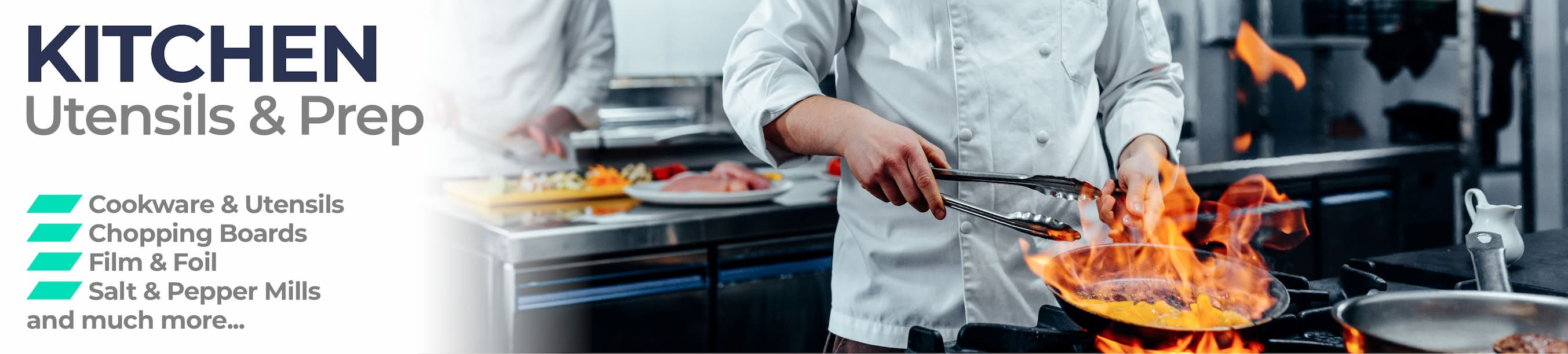 Chefs utensils