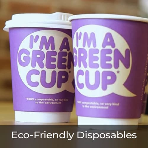 Eco-Friendly Disposables