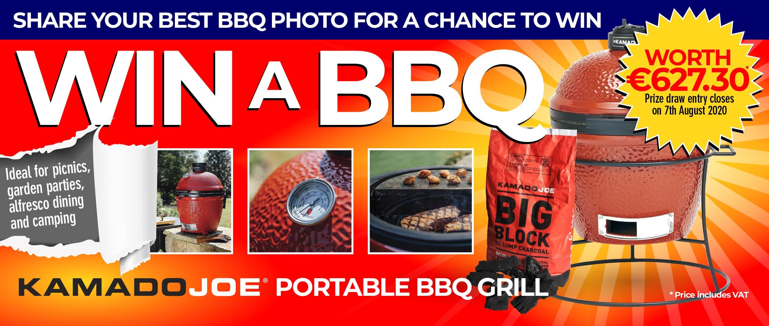 Win a BBQ