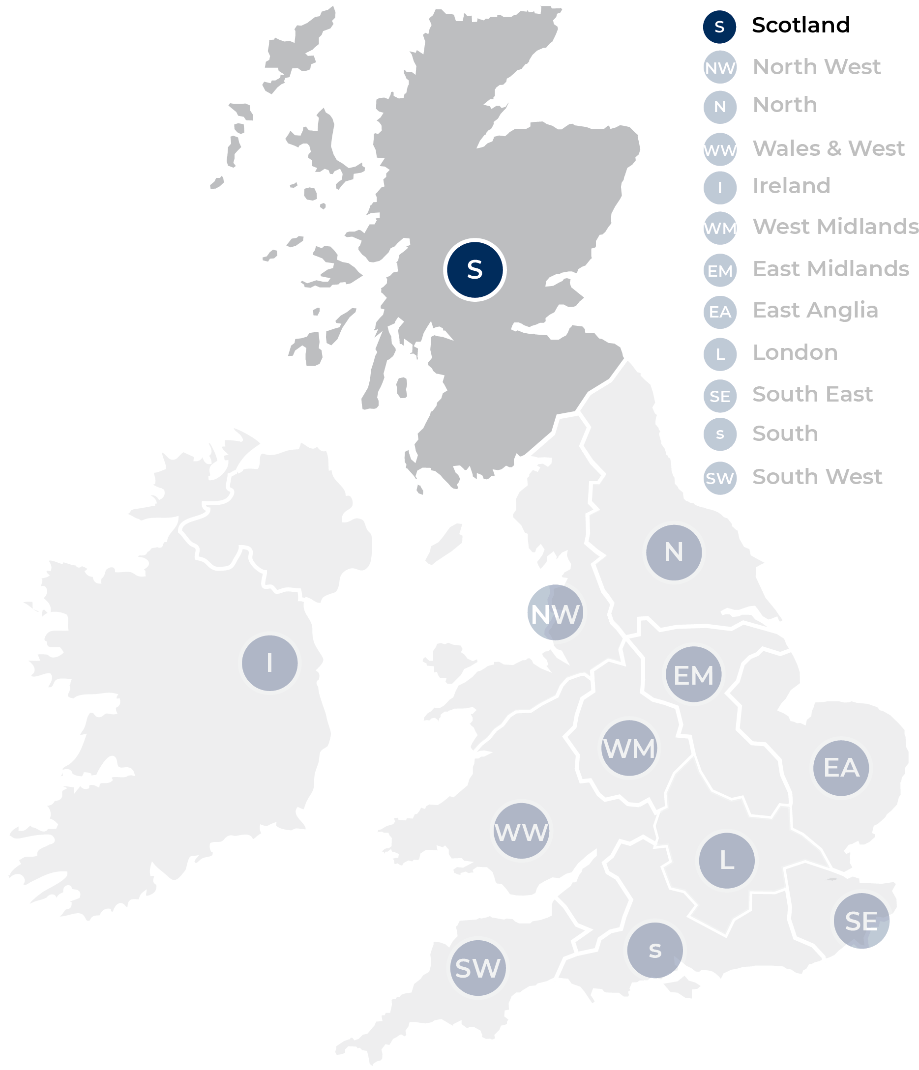 Alliance Local Map