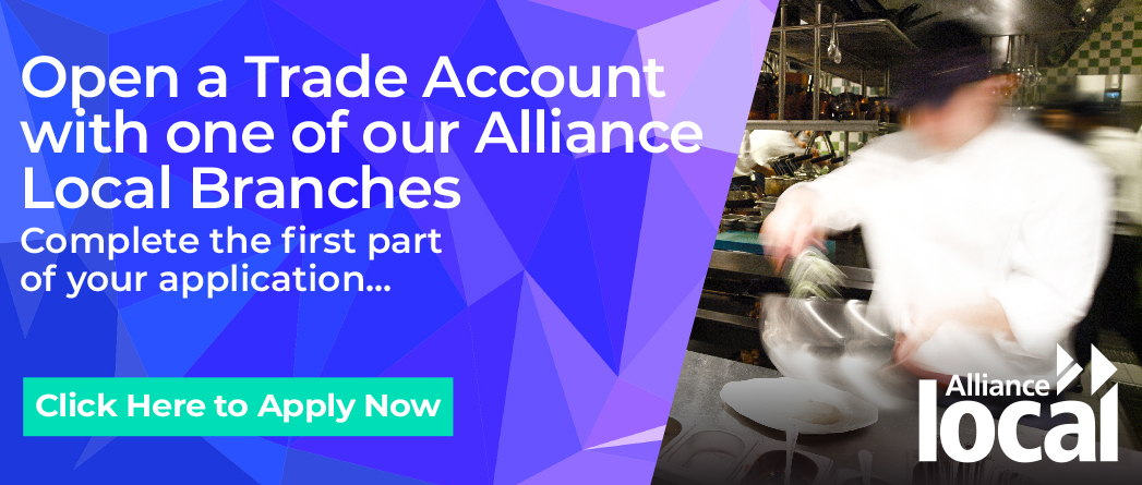 Apply for an Alliance Local Trade account