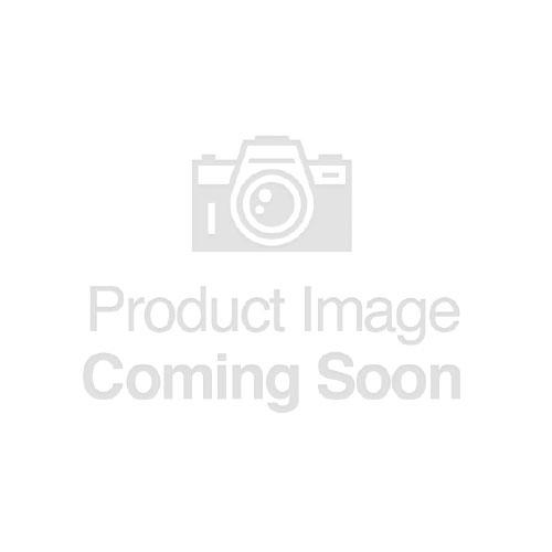 """Utopia Anton Black  Coupe Saucer 6.5"""" White"""