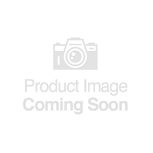 Churchill Studio Print Homespun Coupe Plate 26cm Black